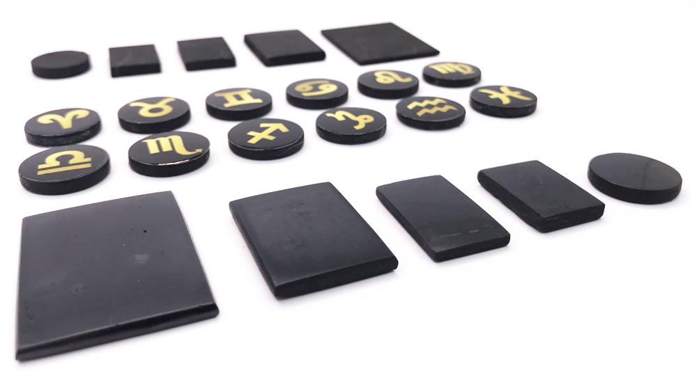 Shungite for cell phone! Shungit plates - shungite com